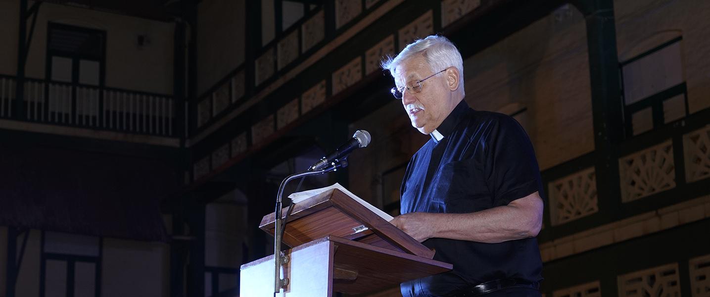 Address of Fr. Arturo Sosa SJ to Alumni Bandra, 3rd March, 2019