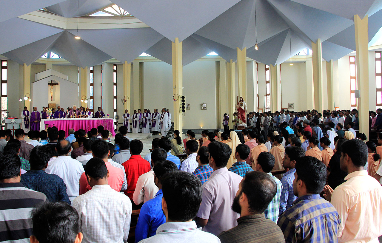 Homily for Mass at Papal Seminary Chapel, Pune on Ash Wednesday – March 6, 2019