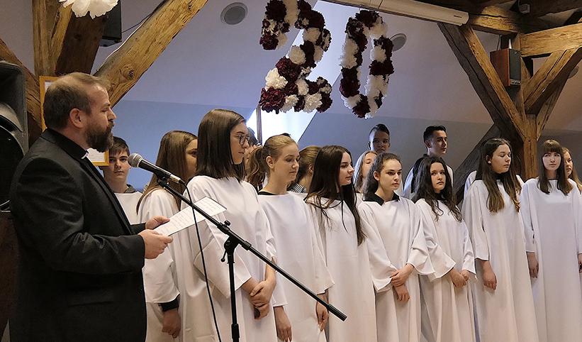 Osijek – un beau milieu, une bonne école jésuite