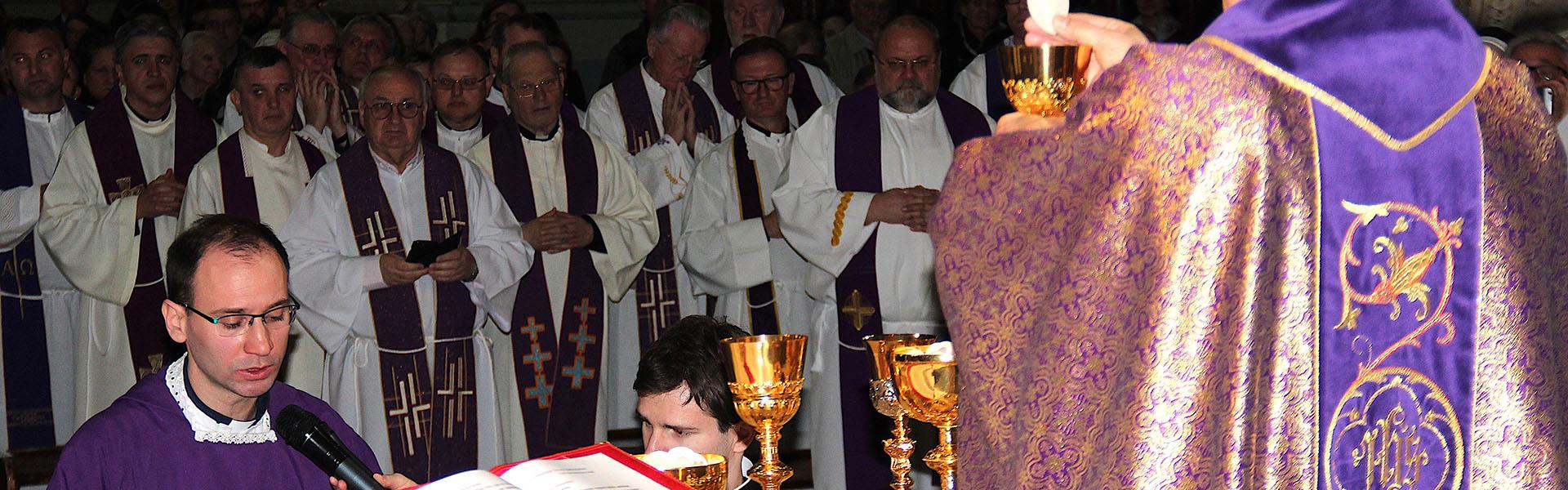 Homélie à la Basilique du Sacré-Cœur, à Zagreb, Croatie, le 22 mars 2019