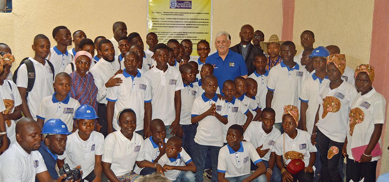 Bishop Munzihirwa's Centre – Kinshasa (DRC), 24 April 2019