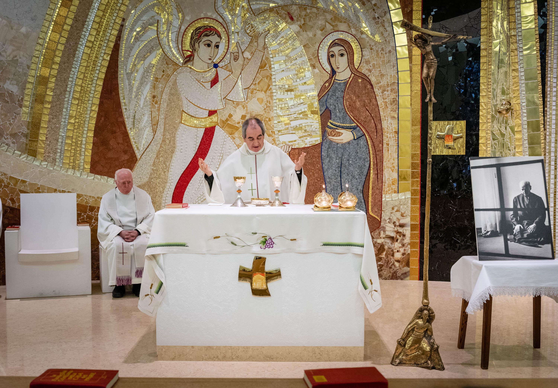 Il Padre Arrupe, sempre presente nella nostra memoria