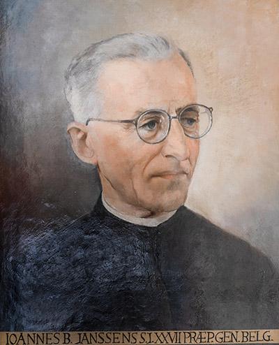 Jean-Baptiste Janssens SJ