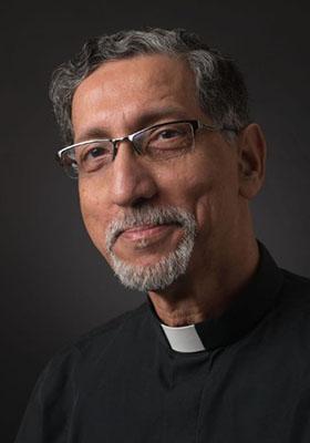 Fr. Vernon D'Cunha