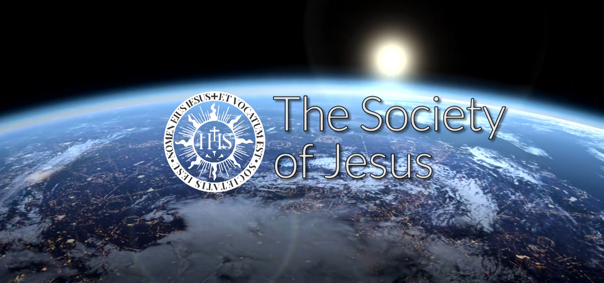 Fully welcomed into the Society of Jesus