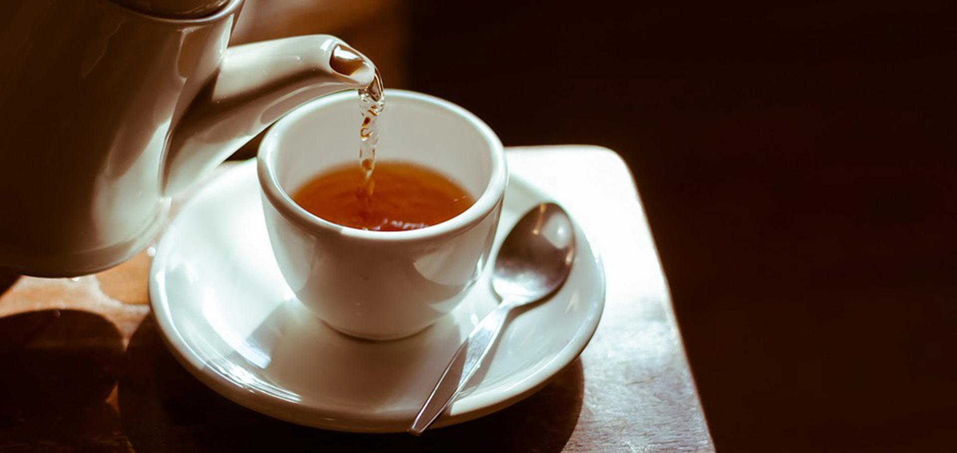 Les jésuites et l'histoire du thé