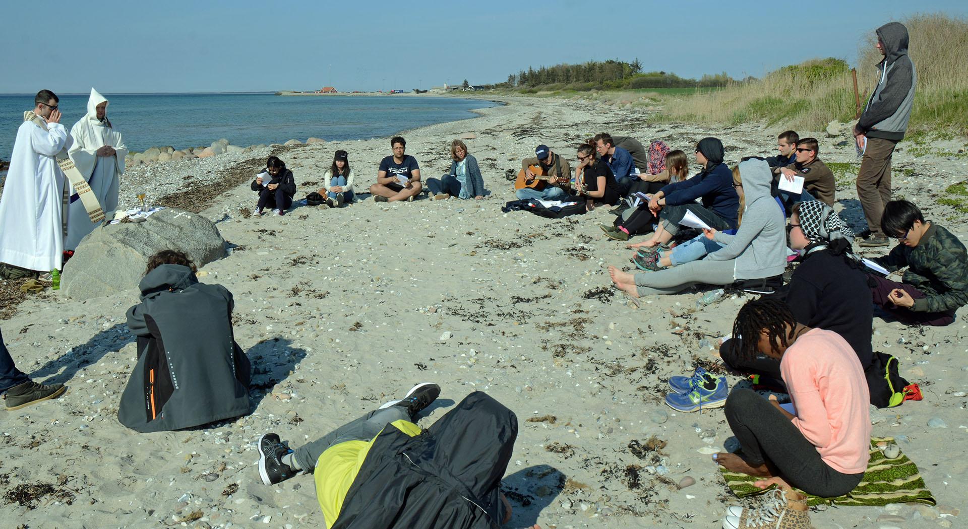 Jesuits in Denmark