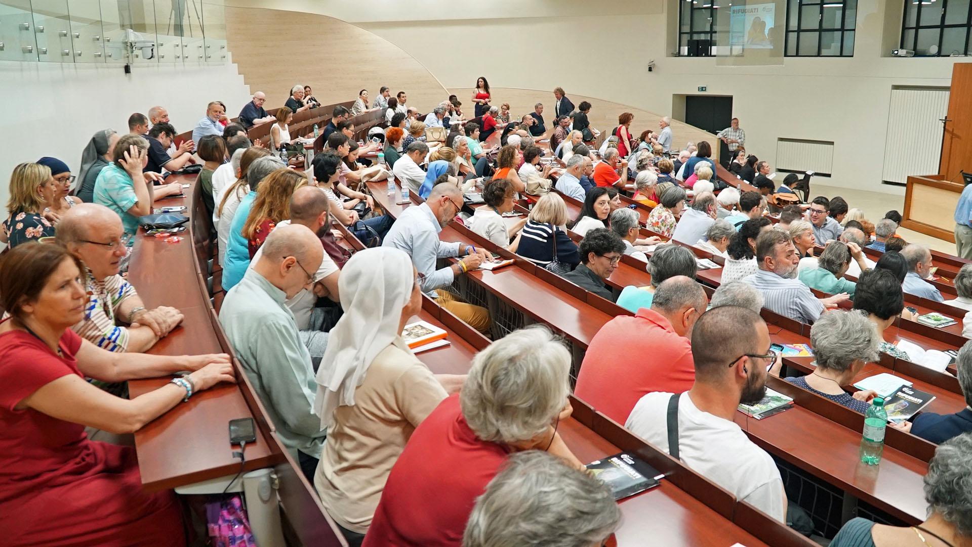 Centro Astalli marks World Refugee Day