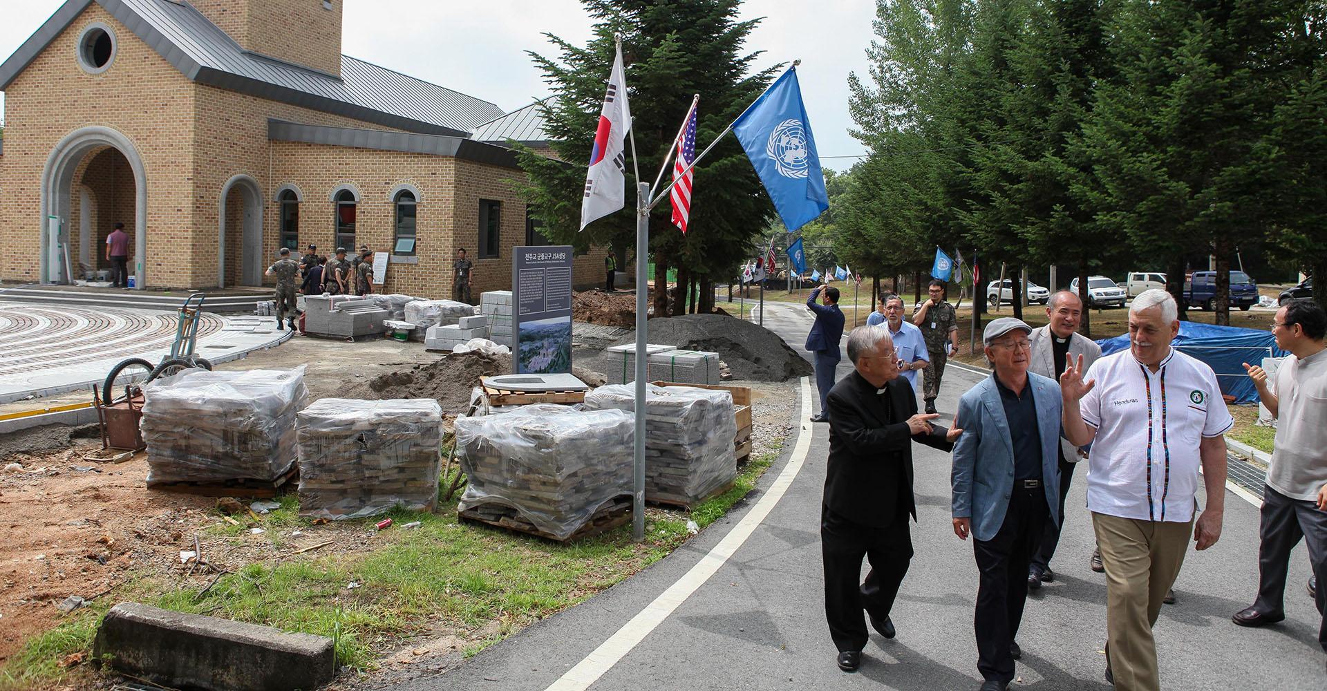 La riconciliazione: al centro del progetto dei gesuiti in Corea