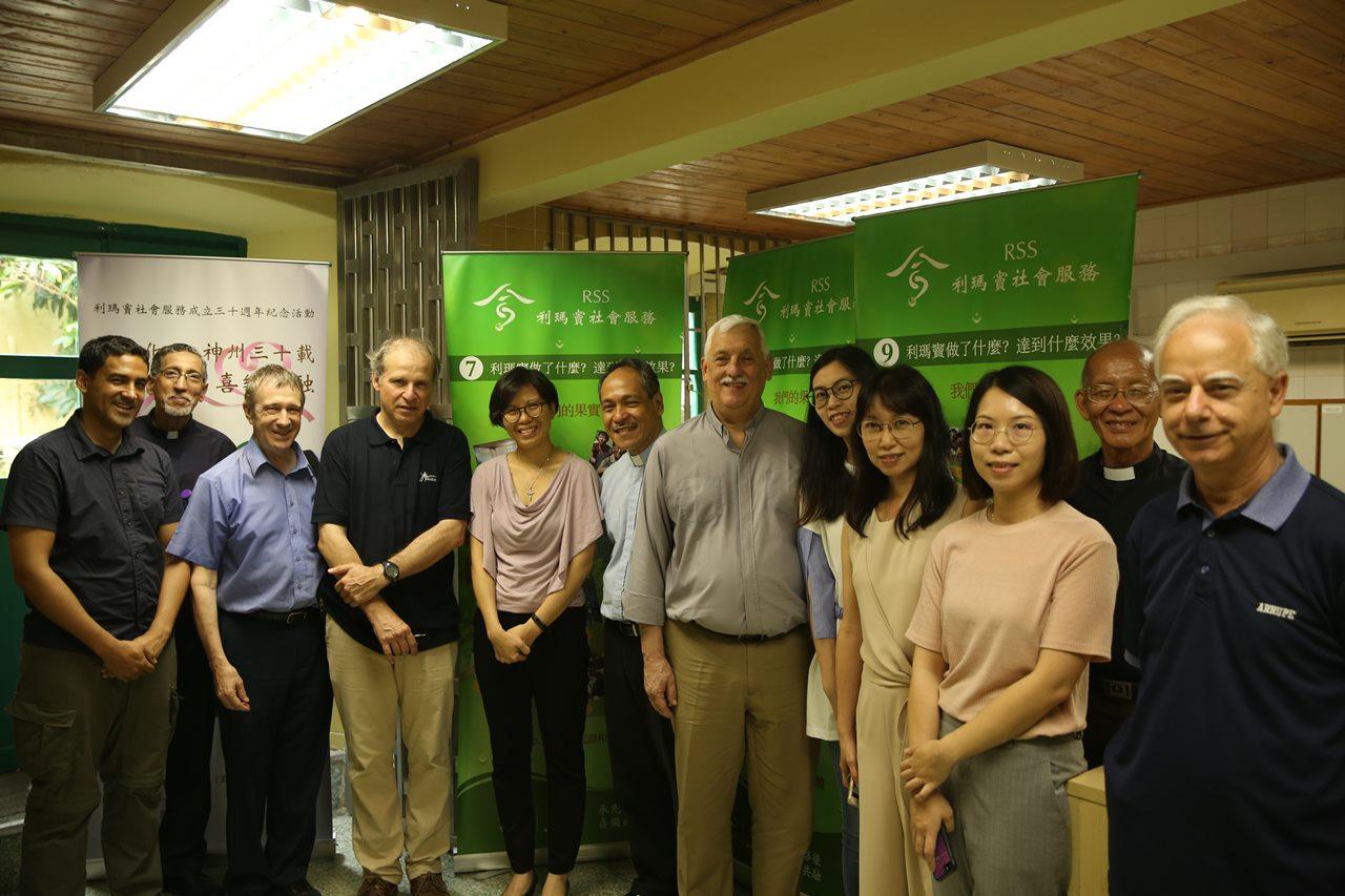 Casa Ricci Social Services construye puentes de amistad