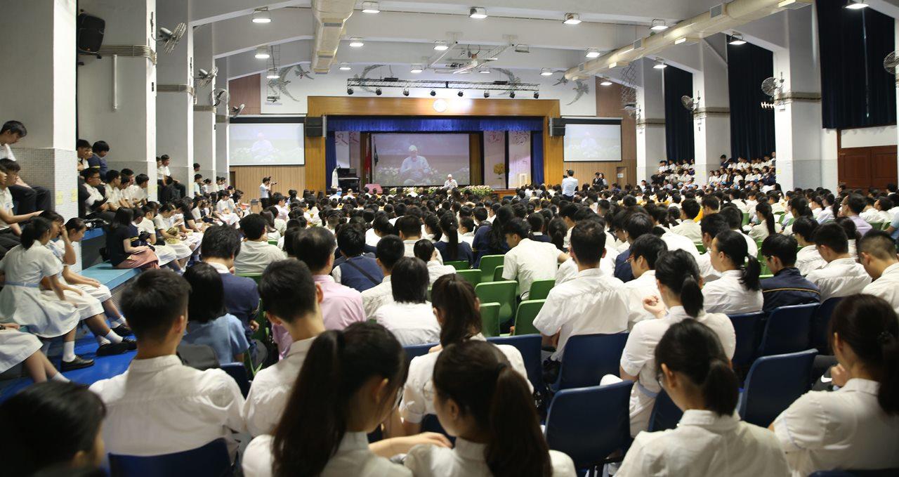 Education in Macao: building bridges