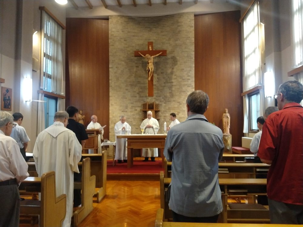 """""""On Arrupe, for Jesuits"""" – Homily in Hiroshima, August 2, 2019"""