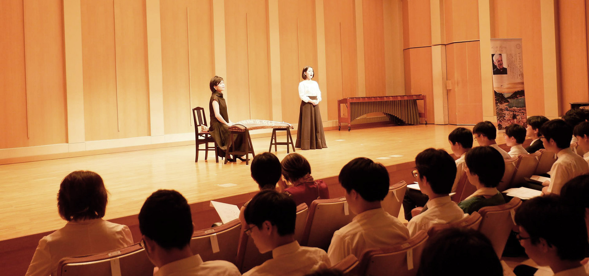 Music and Jesuit tradition go hand in hand in Hiroshima