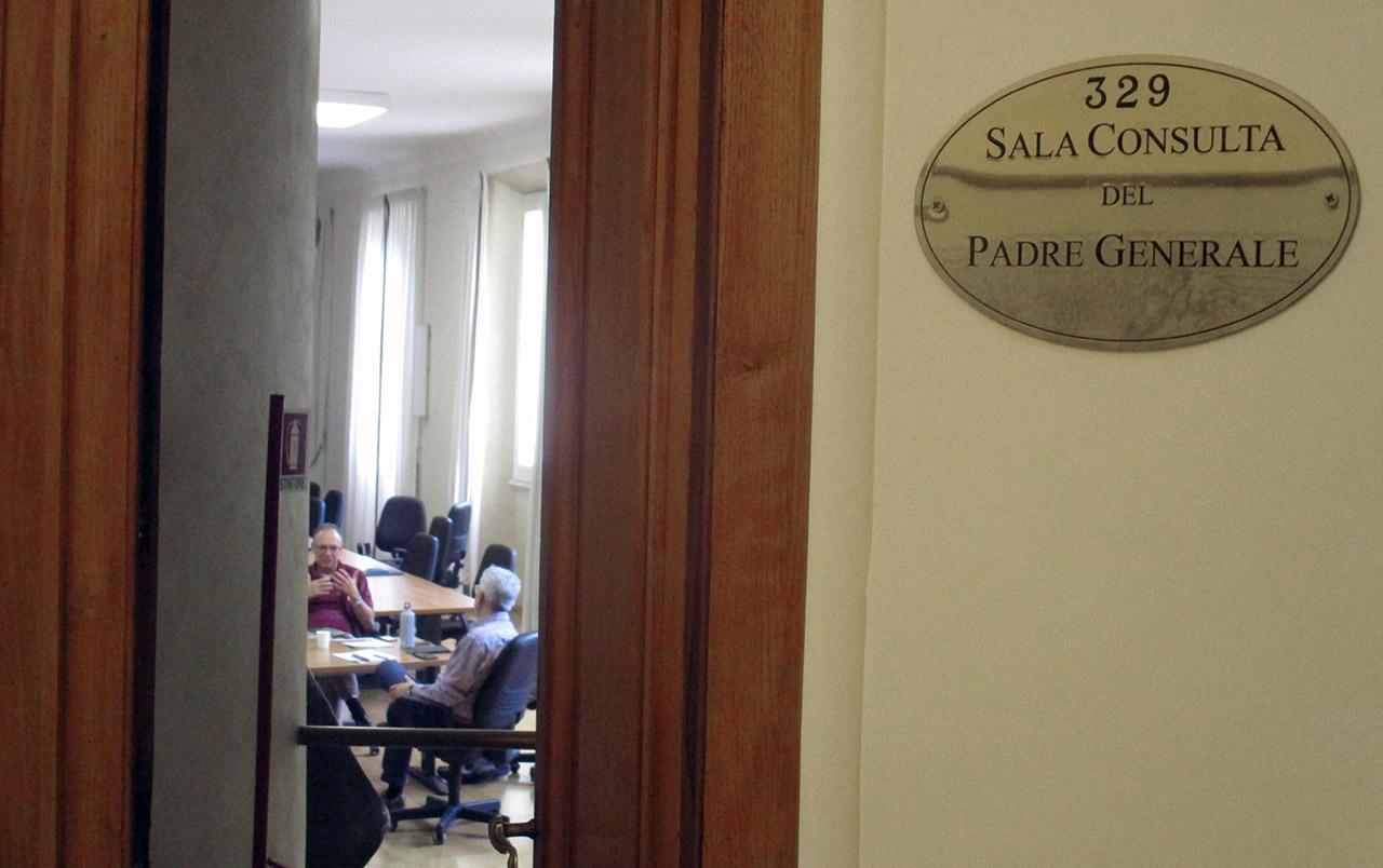 "The ""Consiglio Allargato"" had no shortage of subjects"