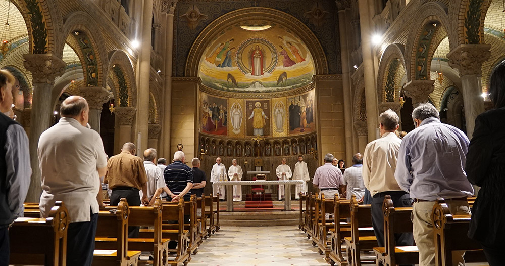 Feast of St. Francis Borgia and Ignatian activities at the General Curia