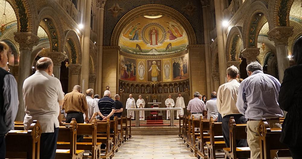 Festa di san Francesco Borgia e attività ignaziane presso la Curia Generalizia
