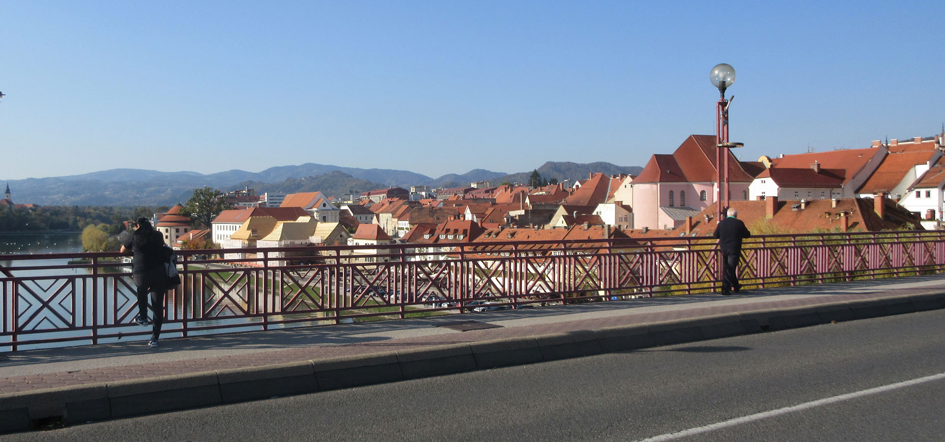 SLOVENIA – Accompanying the students in Maribor