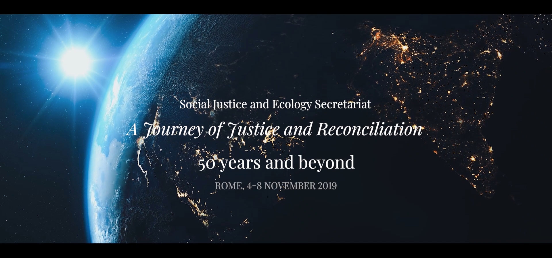 Echoes of the SJES Congress: A Journey of Justice and Reconciliation