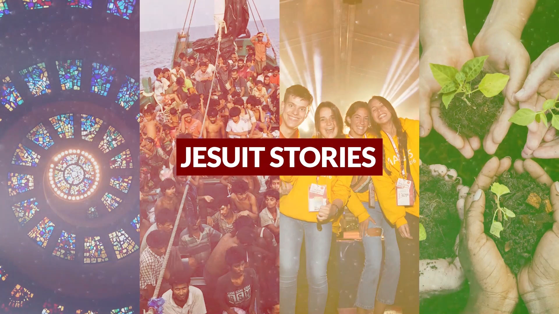From illiteracy to master's degree. How Indian Jesuits let young people dream. Watch Jesuit Stories
