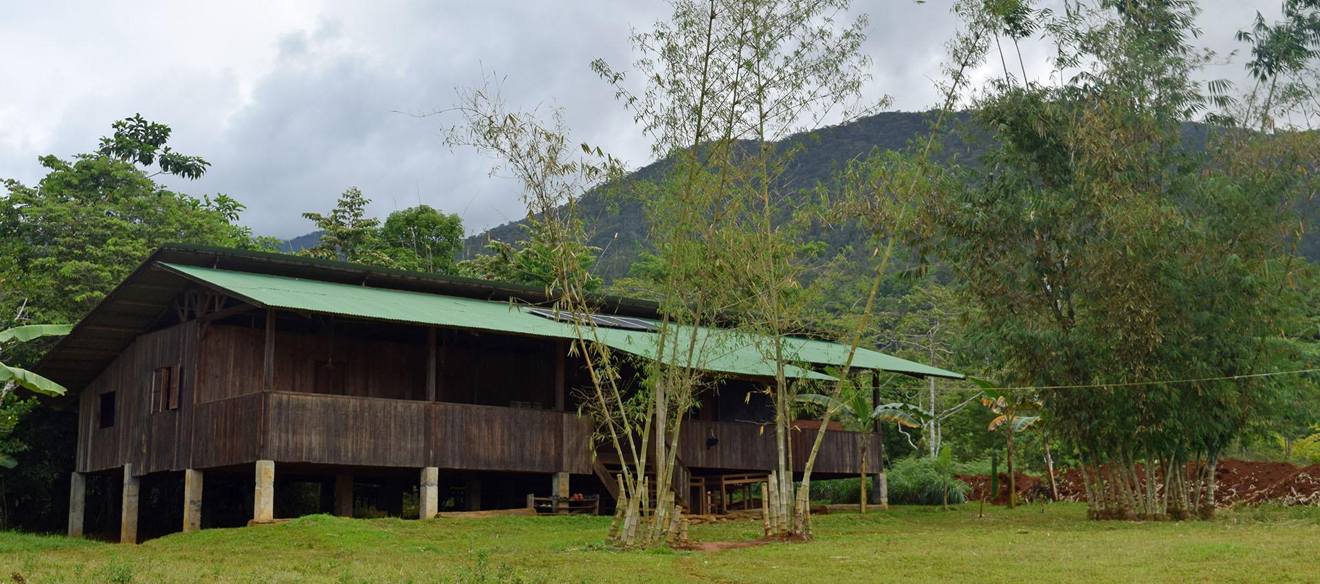 El espíritu y la vida del pueblo en Bukidnon
