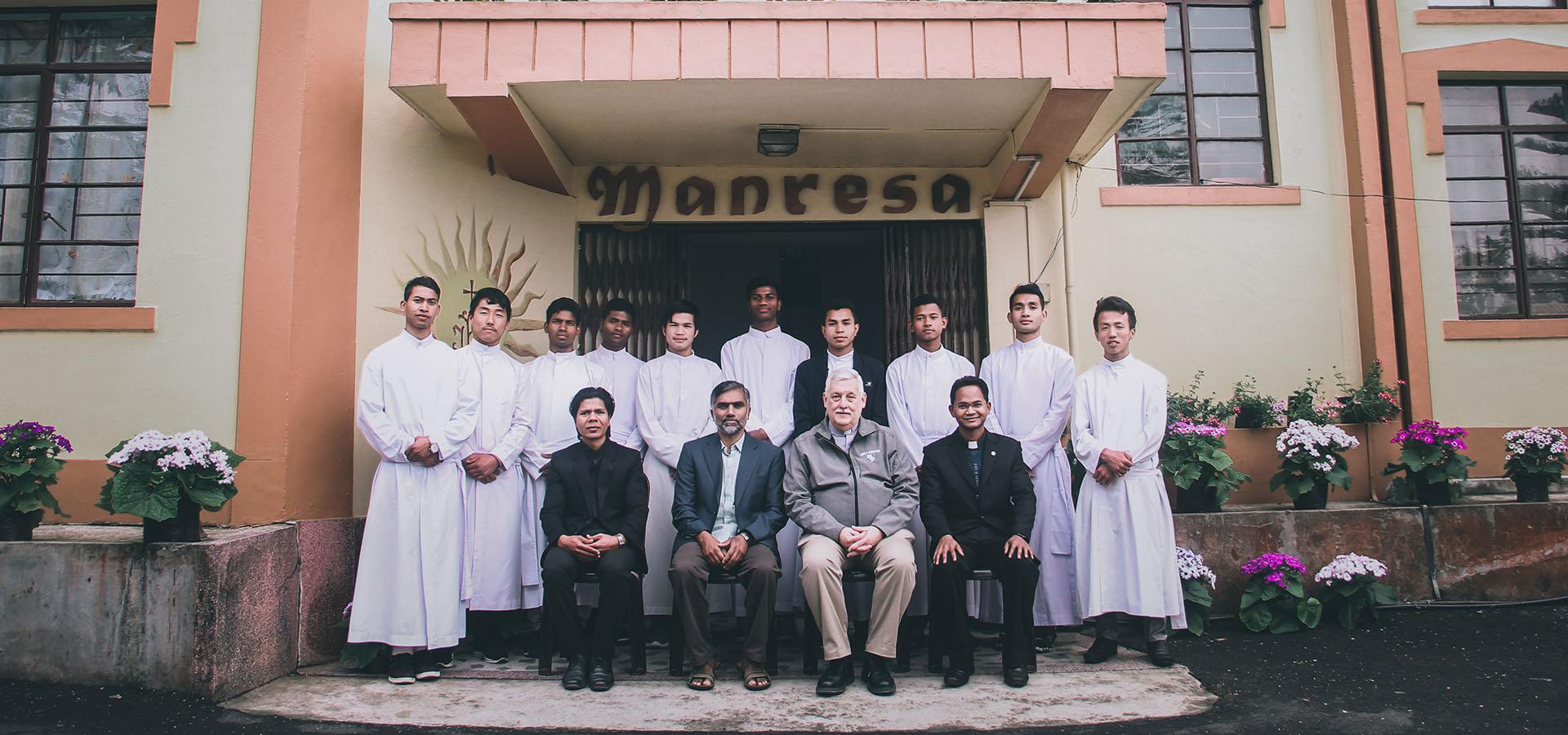 ¿Todavía hay novicios jesuitas?