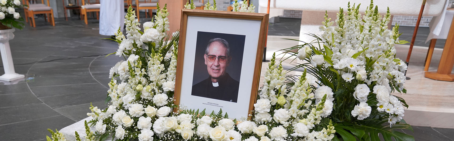 In Tokyo and in Rome, a final adieu to Fr. Adolfo Nicolás