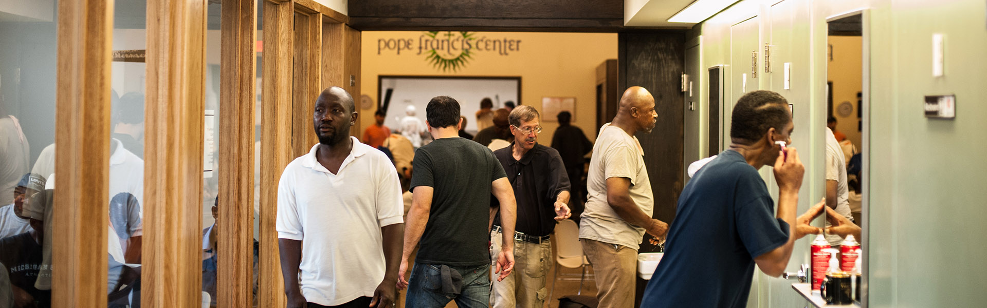 Pope Francis Center: serving those who are homeless in Detroit