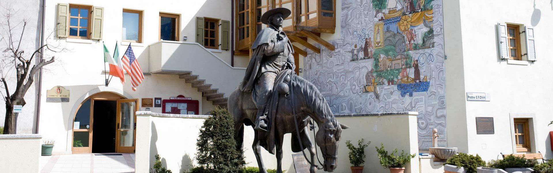 El Padre Kino, el misionero a caballo, reconocido por la Iglesia universal