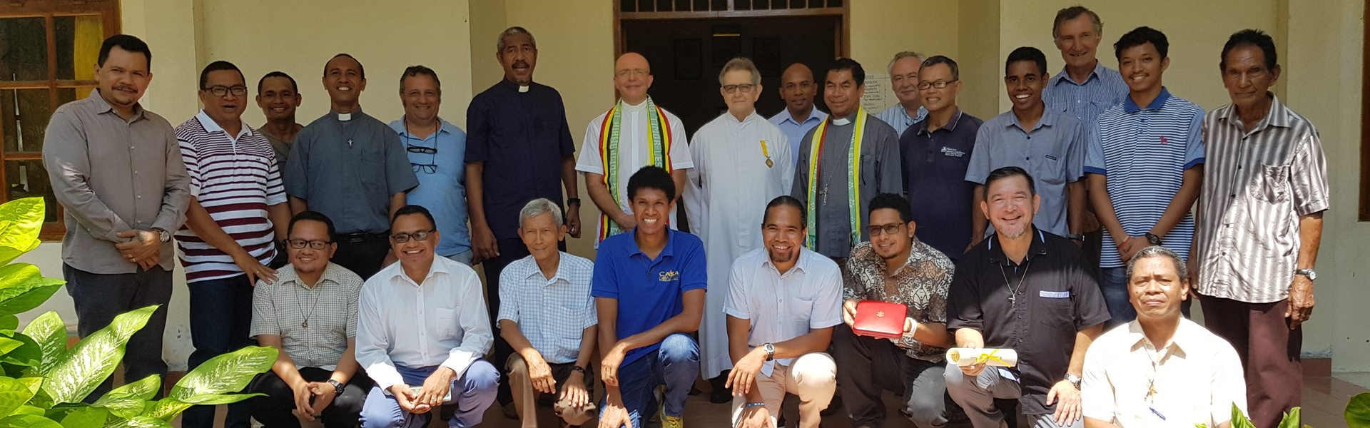 East Timor: a land of challenges for the Jesuits