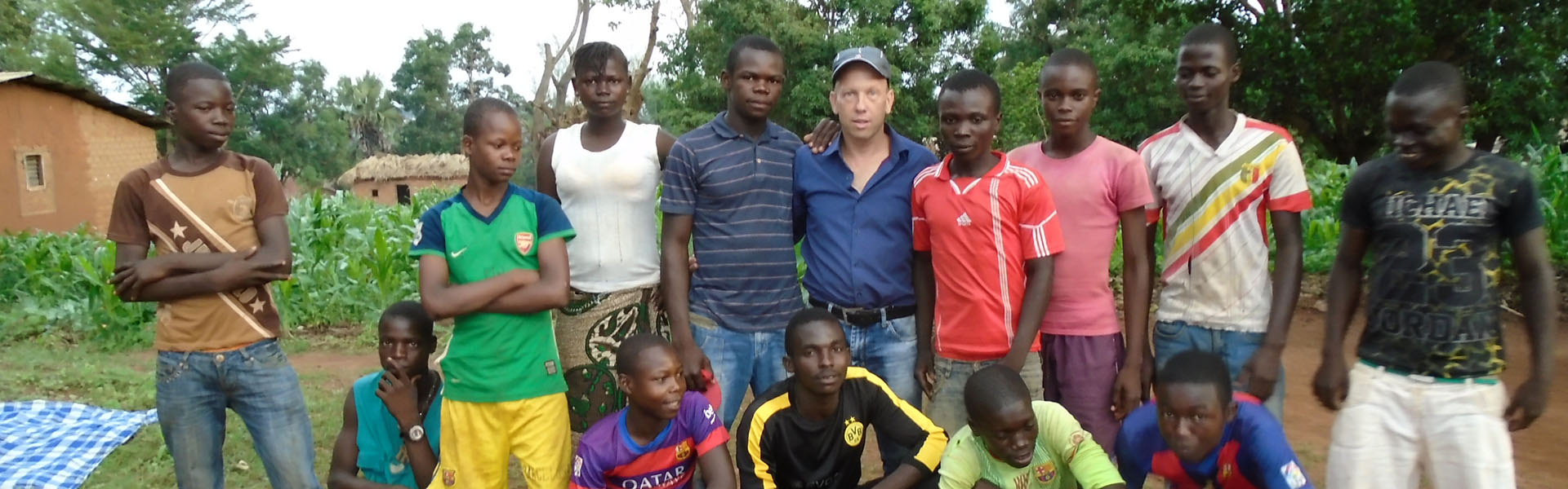 The JRS mission for reconciliation in the Central African Republic