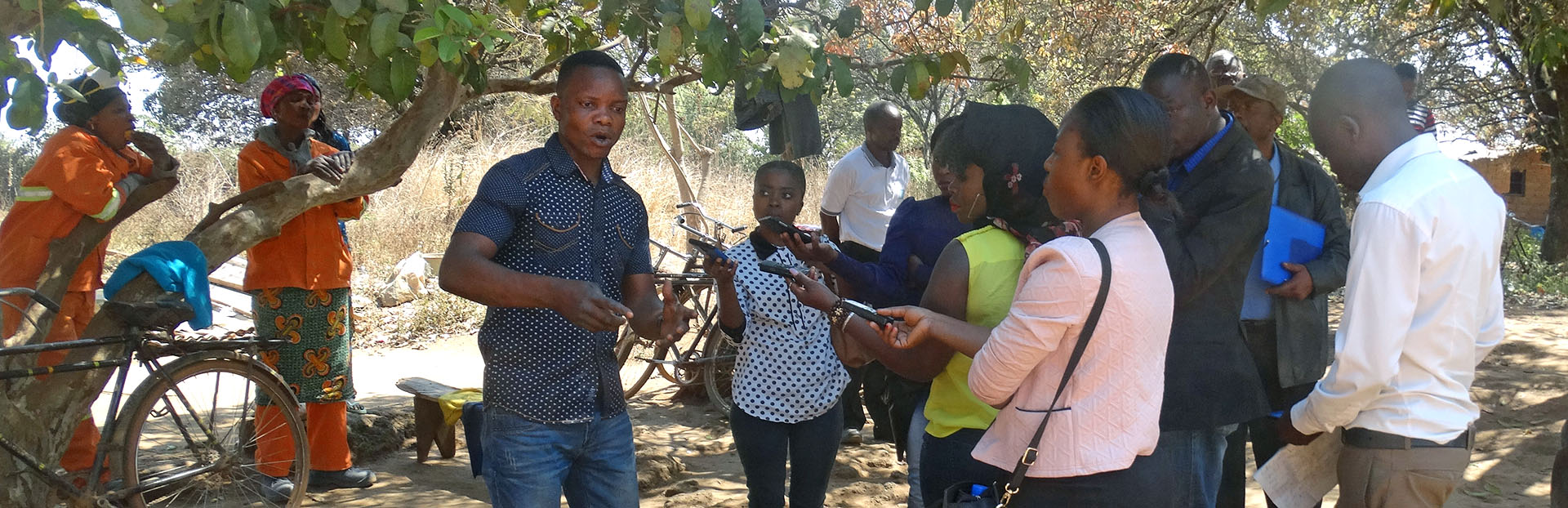 Pastoral circle and social apostolate activities in Zambia