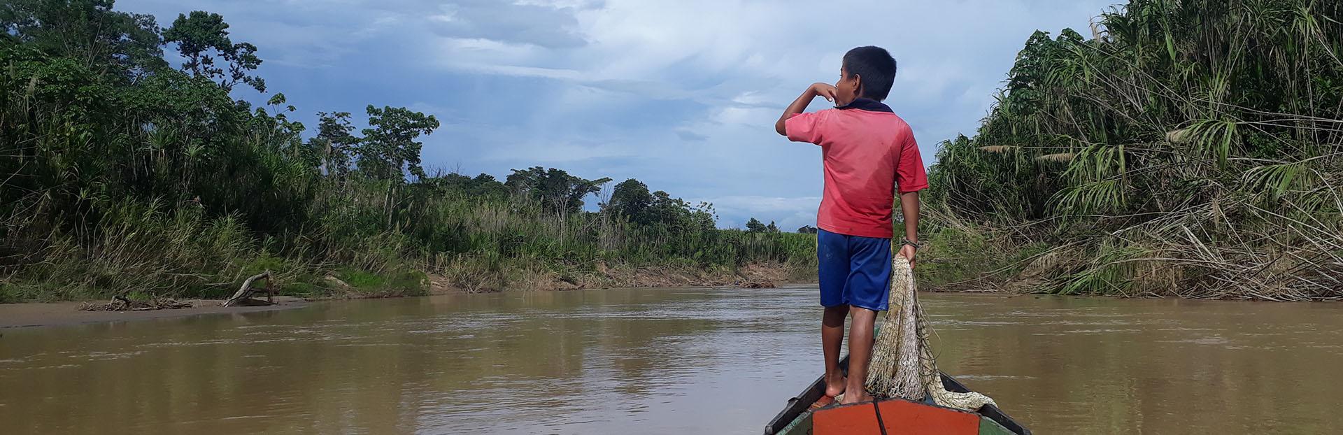 La Amazonia: patrimonio ambiental y misión estratégica