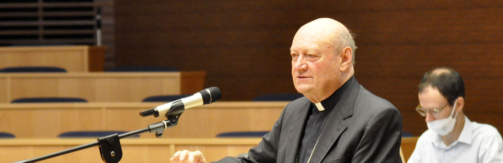 Cardinal Ravasi – Leadership and a Culture of Synodality