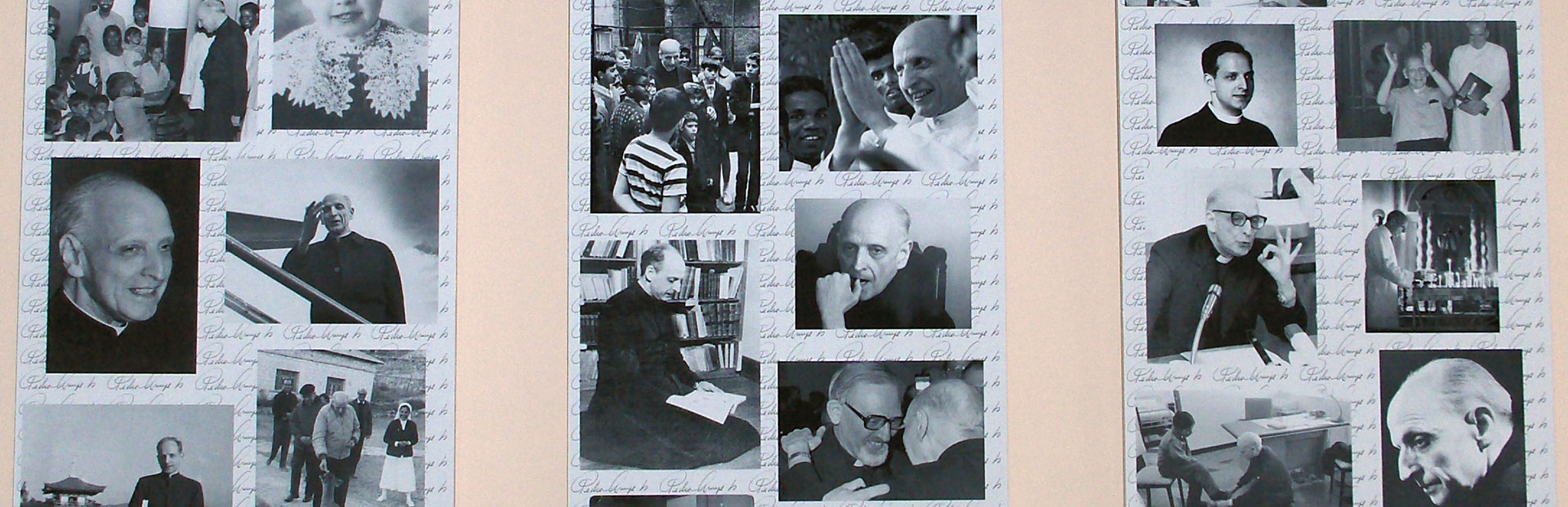 On 14 November, we remember Fr. Pedro Arrupe