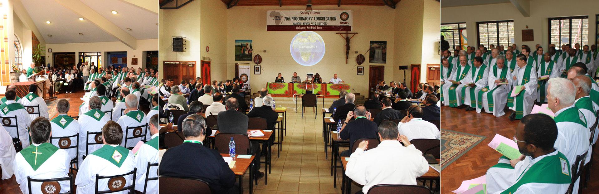 « Je convoque la 71e Congrégation des Procureurs qui commencera le 16 mai 2022. »