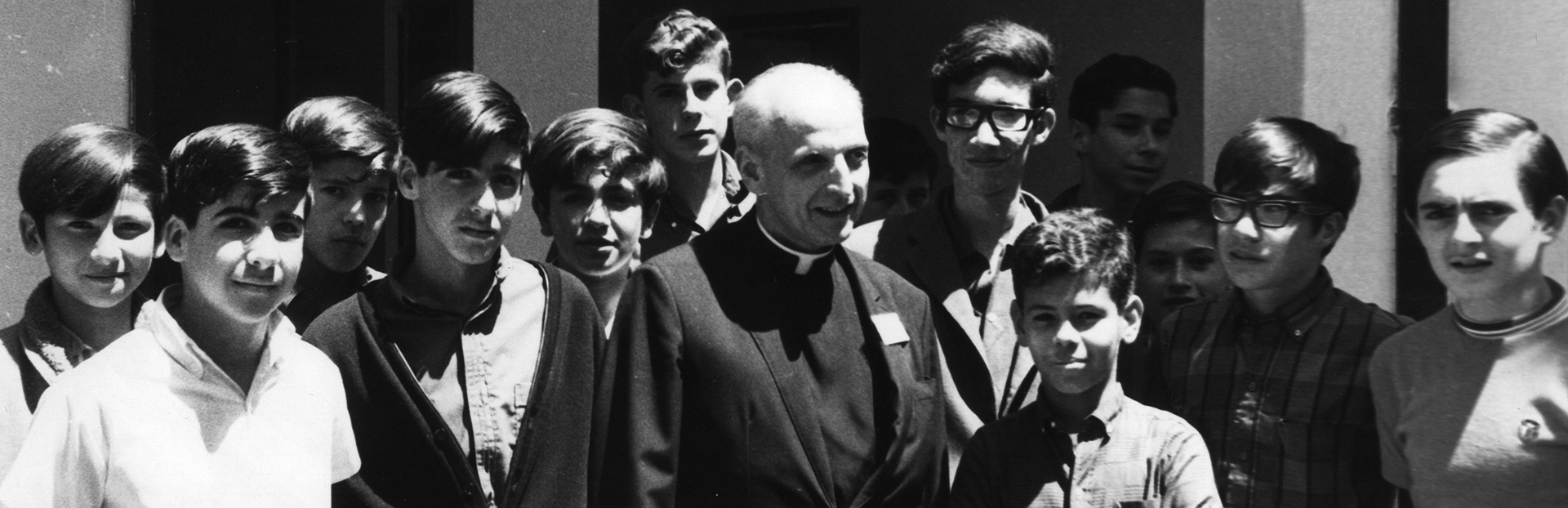 5 February: we remember Father Arrupe