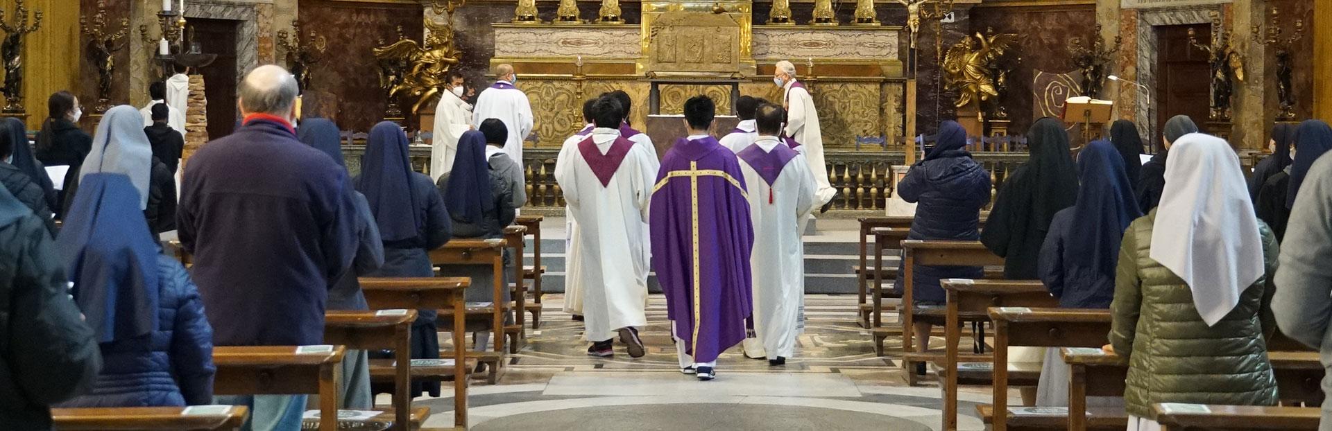 Roma y Myanmar unidos por la oración