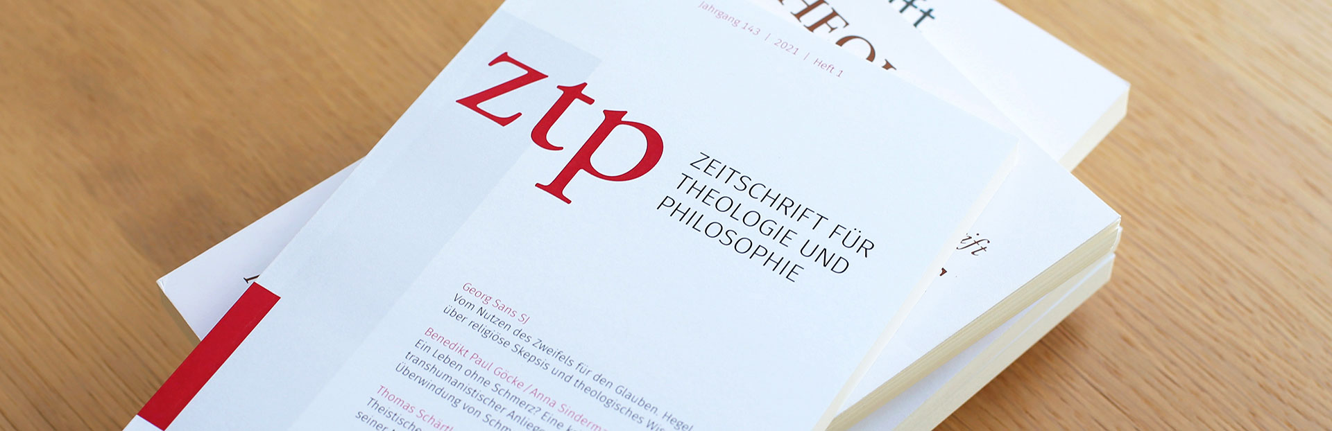 ZTP – A new academic journal – An initiative of the Central European Province