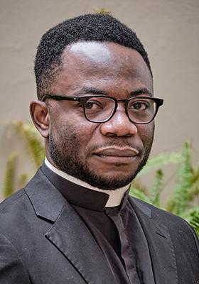 Didier Cimalamungo<br>Rep. Democrática del Congo