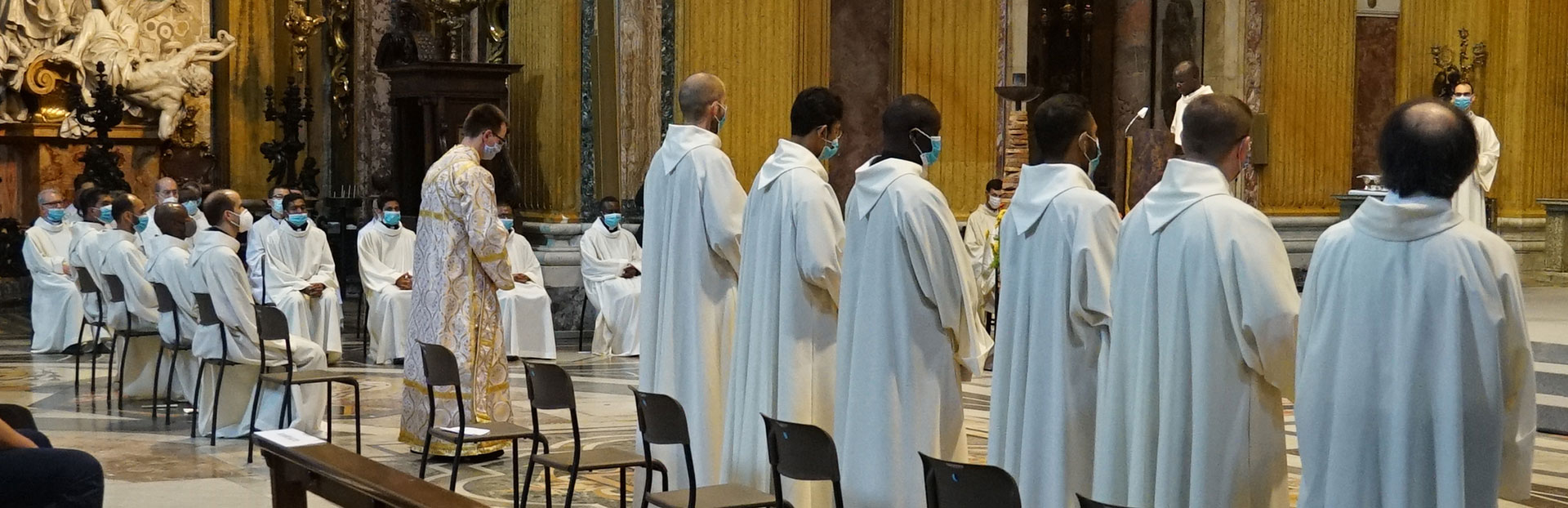 12 new deacons; adopt one in your prayer!