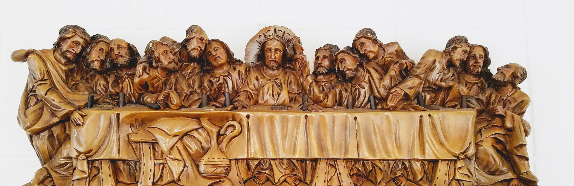 Holy Thursday: Eucharist and service are inextricably linked