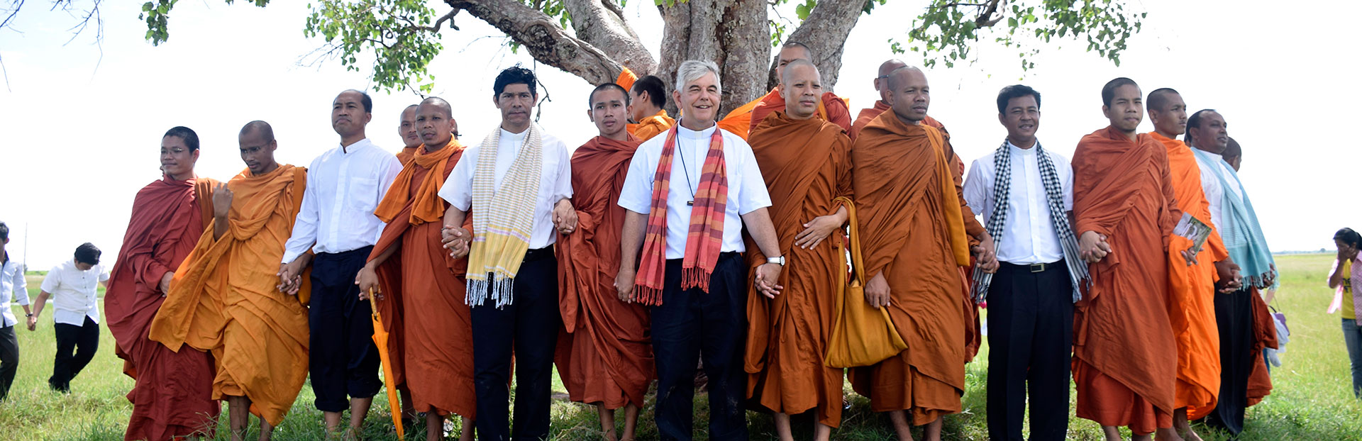 Construire une Église d'espérance au Cambodge