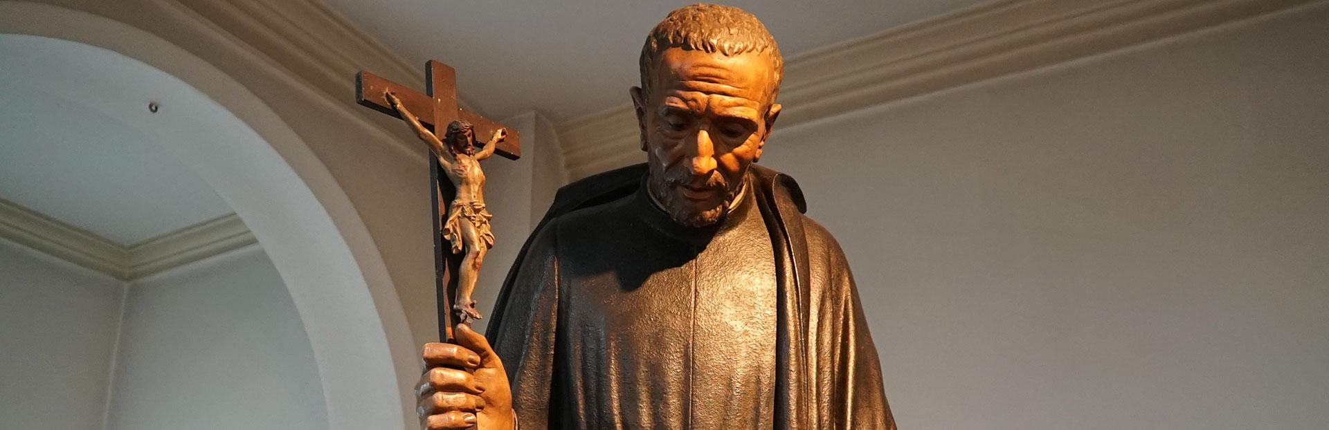 Saint Pierre Claver : se donner entièrement en accueillant généreusement