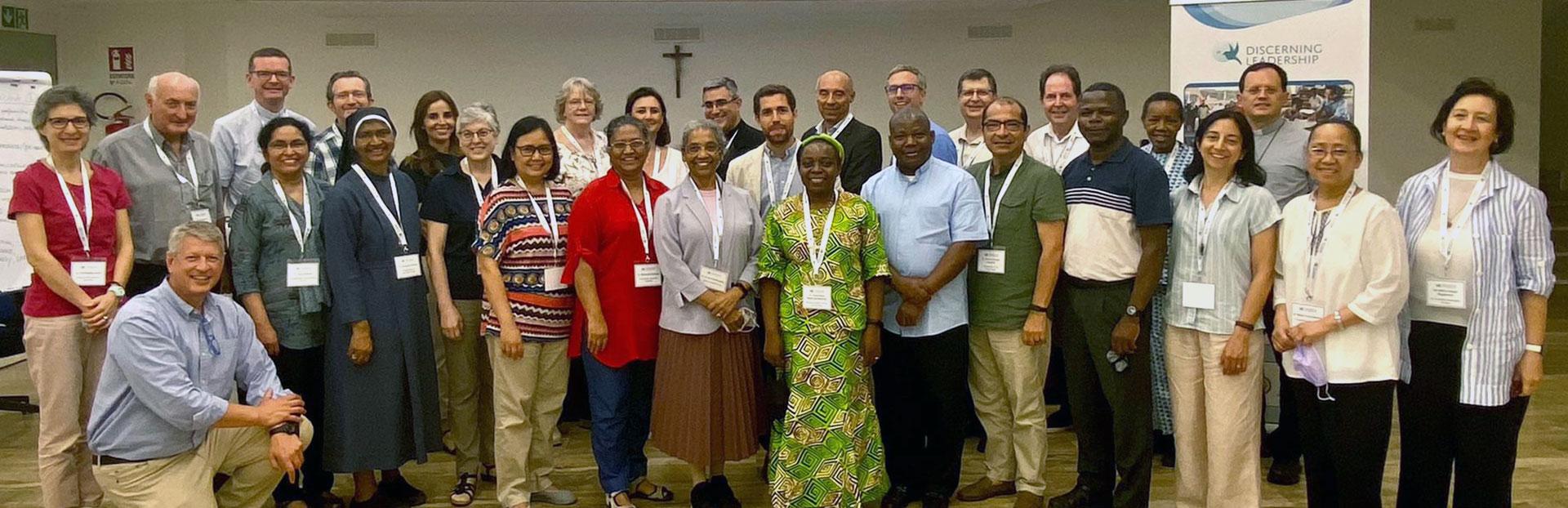 Il Programma di Leadership Discernente: un sostegno alla visione di Papa Francesco