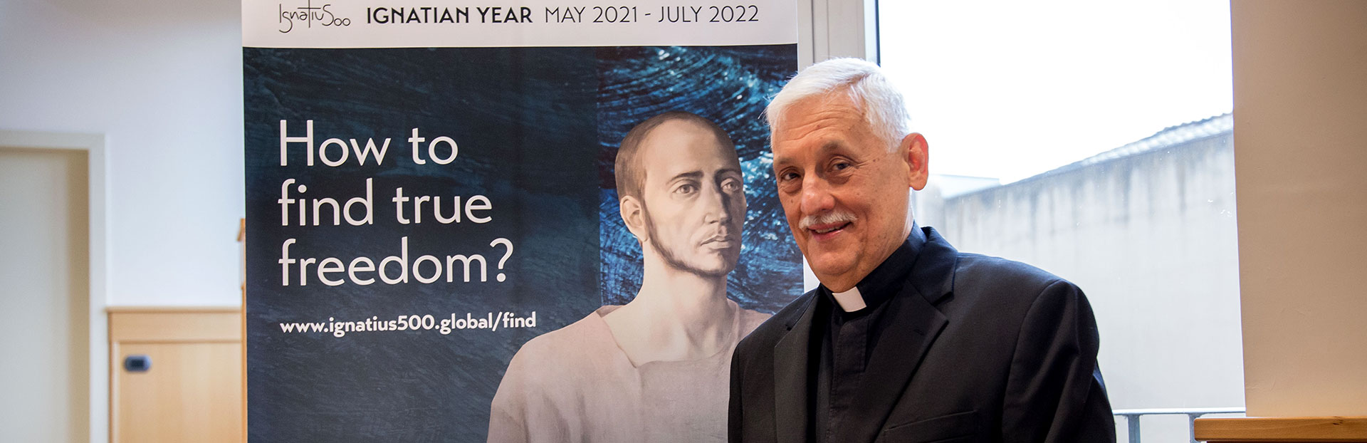 """""""El jesuita se hace pobre para acercarse al estilo de vida de Jesús"""" (Arturo Sosa SJ)"""