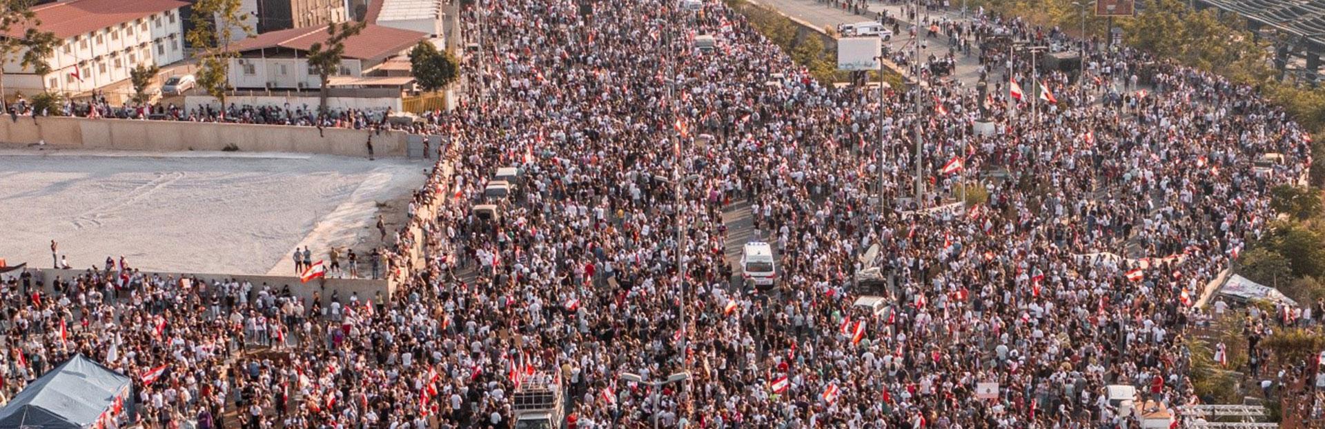 Sobrevivir a Beirut… con un poco de ayuda de San Ignacio